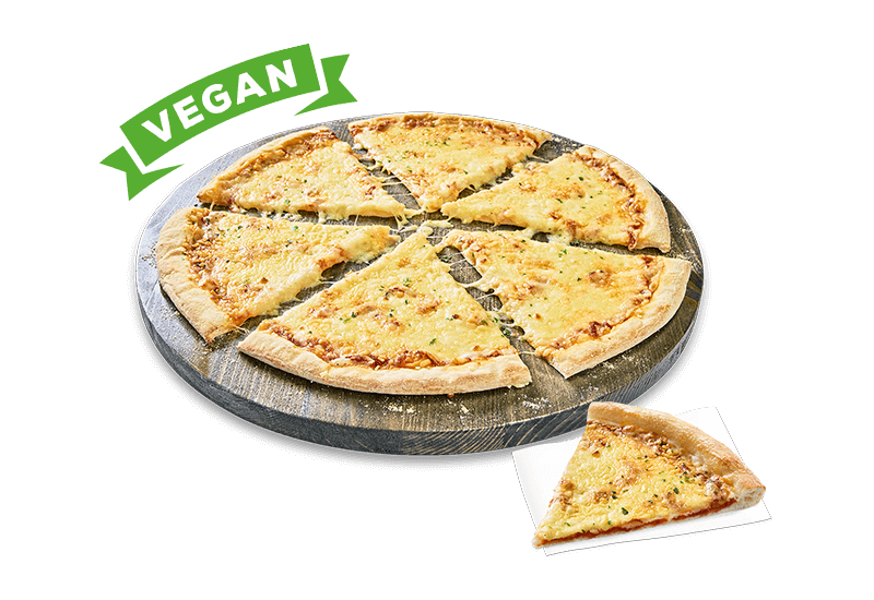 Pizza Vegan Margaritha